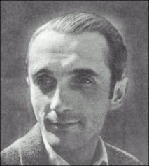Otto Rahn,the great seeker,archeologist and writer.