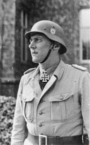 Otto Skorzeny in 1943