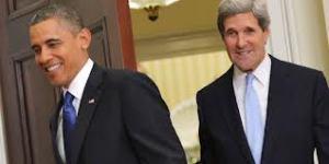 L'alliance des sociétés secrètes ,des vendeurs d'armement et du crime organisé;cela donne John Kerry et Barack Hussein Obama.