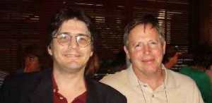 Steve Currey et Marcelo Martorelli