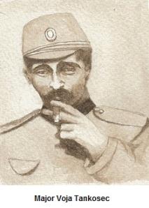 Major Voja Tankosec