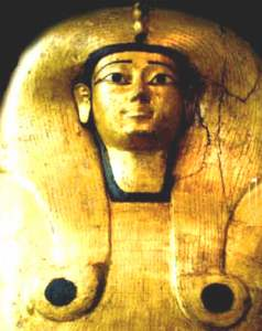 Sarcophage d'Ahotep