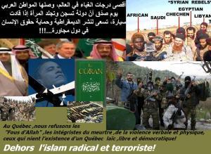 Islam Radical Québec