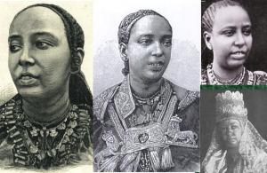 Taitu Taytu Betul ,impératrice d'Éthiopie (1851-1918)