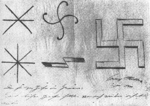 Document signé du Führer.