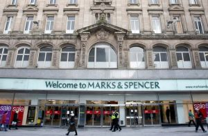 Marks and Spencer  Une grande tradition britannique ...qui va mourir!