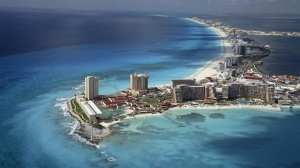 Cancun en Estados Unidos de Mexico