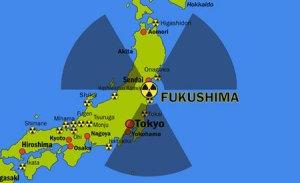 Fukushima est aussi situé sur le 33 ième parallèle.