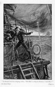L'image du Hollandais Volant est restée dans les mémoires.