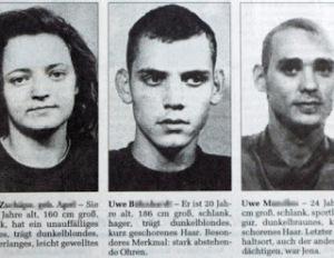 """Les dirigeants d'un groupe de la terreur nazie, salué par Anders Breivik """", et liés aux services de sécurité allemands et la CIA.Los líderes de un grupo del terror nazi, elogiado por Anders Breivik, """"y vinculado a los servicios de seguridad alemanes y la CIA."""