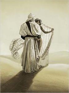 Um al Duwayce apparaîtrait aux hommes du désert.