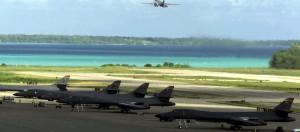 La base américaine de Diego  Garcia,au centre de l'océan Indien..et au centre du complot...possiblement.