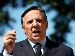 François Legault,le plan B des Illuminati au Québec...en cas de défaillance des libéraux.
