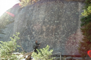 Il n'y a pas de murs de pierre comme ceux-ci qui ont déjà été trouvés sur le territoire de la Russie.