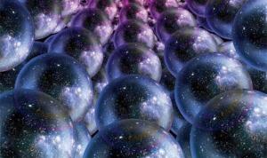 Dans cette image ont peut voir plusieurs univers... car les univers sont multiples il y en a des milliards et ils sont interconnectés par les trous noirs...