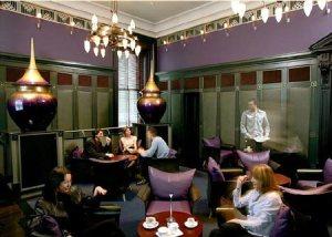 Le Club 357...l'une de ses salles de réception.
