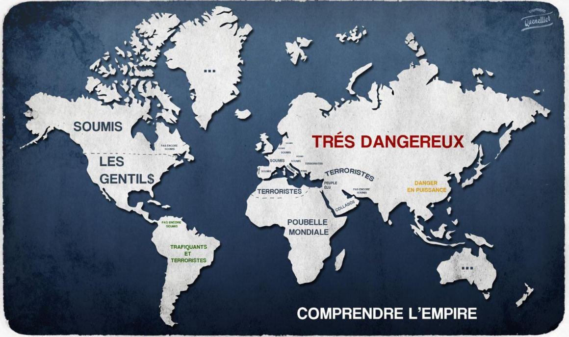 Livre numérique: Comprendre l'Empire,Demain la gouvernance globale ...