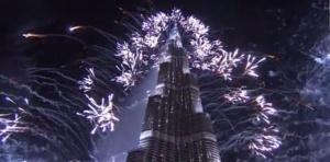 Le record du plus gros feu d'artifice appartient à celui-ci:lancé par Dubaï lors de l'inauguration de la tour Barg Dubaï.