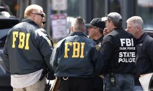 Des agents du FBI au travail.