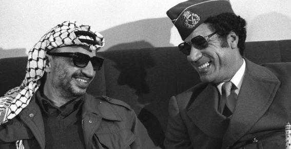 Le top 10 des citations surprenantes de Kadhafi