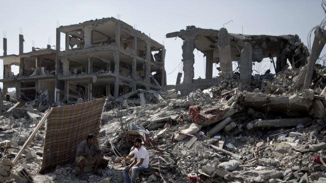 Sur les rives du Jourdain - Page 7 Israeli-war-on-gaza