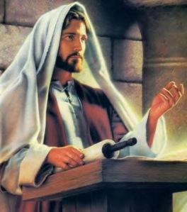 Jésus enseignant les tables de la loi:une vision juive.