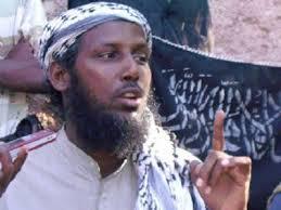 "Ahmed Abdi...""dit"" Godane."
