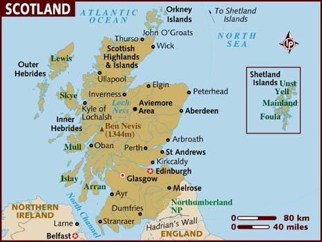 Référendum sur l'Indépendance écossaise:une fraude électorale pire