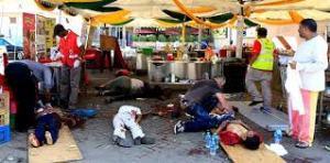 Ce meurtre de masse ...aveugle et inutile aura  attiré l'attention sur ce criminel mercenaire.