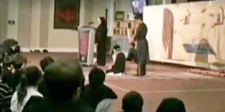 Les islamistes radicaux ...jouent avec les enfants et notre tête!