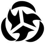 Le logo de la Commission Trilatérale.