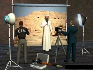 Montage vidéo ben Laden 001