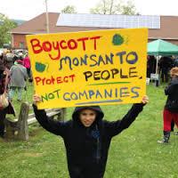 Boycottons  Monsanto!