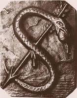 Emblème ou sceau du comte de Cagliostro.