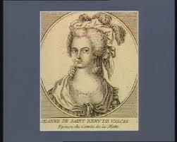 Jeanne de St Rémy de Valois