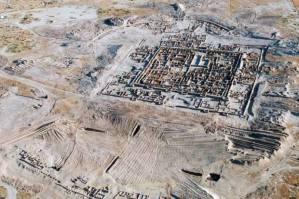 La civilisation de Gonur-Tepe.
