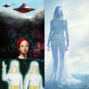 Plus de 42 races extraterrestres nous visitent,dont les pléadiens.