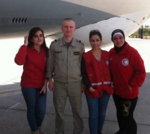 On fraternise beaucoup autour des bases russes,en Syrie.