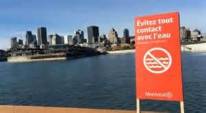 Les derniers déversements d'eau polluée de la ville de Montréal nous montrent quelles sont les priorités du régime néolibéral actuel.