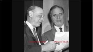 Lord Rotschild et Prescott Bush: la filière Illuminati se précise.