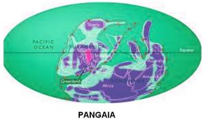 """Inclinées 21 de la Terre - 24 degrés sur les sa trajectoire autour du soleil. Nibiru ou sa lune ou un météore massif douchent il ya 65 millions d'années de la Terre inclinée. L'inclinaison rend saisons; elle rend aussi les jours où le soleil, quand il se lève, semble se tenir toujours à l'horizon. Quand le mal Vent et Nibiru frappé Tiamat, ils lui ont donné le molybdène rare, nécessaire pour des réactions enzymatiques. Nibiru et le Mal Vent définir un «code génétique unique pour toute la vie terrestre."""" Dans le Pacifique, les eaux et les graines de vie de Nibiru et Tiamat ont évolué ensemble. [ZS, 12ème Planète: 255 -256; 2010, Giants: 109-114]."""
