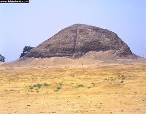 La pyramide d'Hawara que nous décrivons ici.