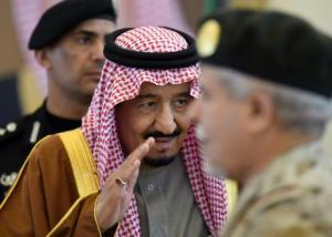 le despote saoudien