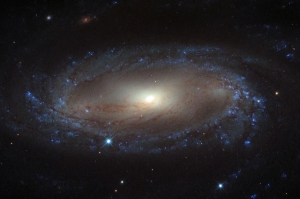 Une spirale dans la constellation d'Antlia.