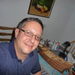 Dominique Dufour est comme moi,un homme qui aime la vie et qui communique sa joie!