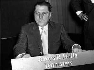 Le 30 juillet 1975, ce membre de la mafia devait rencontrer deux autres malfaiteurs dans le stationnement d'un restaurant au Michigan. Il n'a jamais été revu après cette rencontre. Pourtant, ses deux supposés interlocuteurs avaient des alibis en béton et ont affirmé que la rencontre n'avait jamais eu lieu. Son corps n'a jamais été retrouvé.