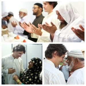 De nombreuses relations qui montrent son attachement à la foie islamique.