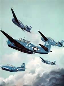 Ce sont  des  bombardiers Avenger qui composaient le fameux Vol 19.