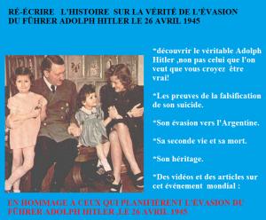 Photo de notre événement en français.