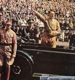Adolph Hitler,le guide du Peuple allemand.